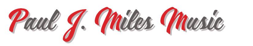 Paul J Miles Music