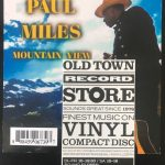 "Paul Miles' New CD ""Mountain View"" Now Available at Local Swiss Music Store"